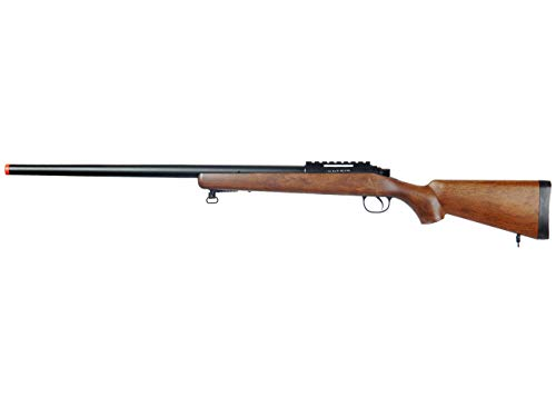 Well  1 Well MB03 Airsoft Sniper Rifle - Wood