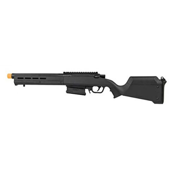 Elite Force Airsoft Rifle 2 Elite Force Amoeba AS-02 Striker Rifle 6mm BB Sniper Rifle Airsoft Gun, Black