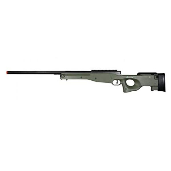 Well Airsoft Rifle 1 Well MB01 Airsoft Sniper Rifle - OD Green