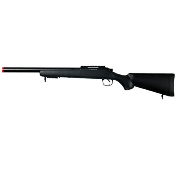 Well Airsoft Rifle 1 Well MB02 Airsoft Sniper Rifle - Black