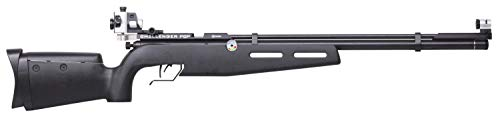 Crosman  1 Crosman CH2009S Challenger PCP and CO2-Powered .177-Caliber Pellet Competition Air Rifle With Precision Diopter System