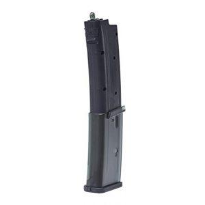 Elite Force Airsoft Gun Magazine 1 Elite Force HK Heckler & Koch MP7 A1 AEG Automatic 6mm BB Rifle Airsoft Gun Magazine, 110-Round Capacity