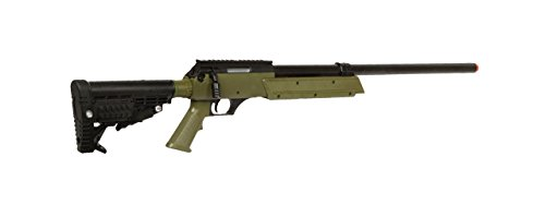 Well  4 Well Spec-Ops APS SR-2 Spring Powered Airsoft Sniper Rifle Gun FPS 500 (Green)