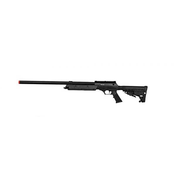 Well Airsoft Rifle 1 Well SPEC-OPS MB13A APS SR-2 Bolt Action Sniper Rifle Airsoft Gun (Black)