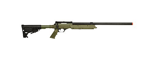 Well  2 Well Spec-Ops APS SR-2 Spring Powered Airsoft Sniper Rifle Gun FPS 500 (Green)