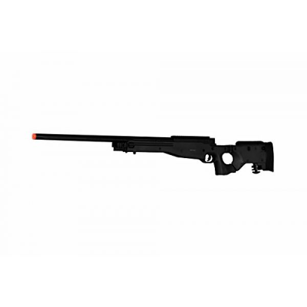 Well Airsoft Rifle 1 Well MB08 G96 Airsoft Sniper Rifle - Black