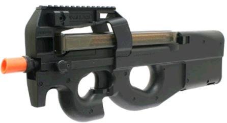 Well  2 Well d90f aeg auto electric sub machine gun airsoft p90 assault rifle(Airsoft Gun)