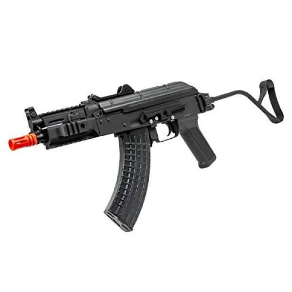 Double Bell Airsoft Rifle 1 Double Bell AK RK-AIMS Tactical Airsoft AEG Rifle (Black)