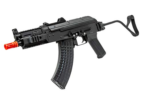Double Bell  1 Double Bell AK RK-AIMS Tactical Airsoft AEG Rifle (Black)