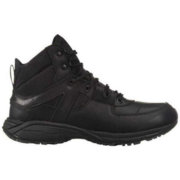 "BLACKHAWK Combat Boot 7 BLACKHAWK! BT06BK115M 6"" Trident Ultralite Boot Black 11.5/Medium 16154"