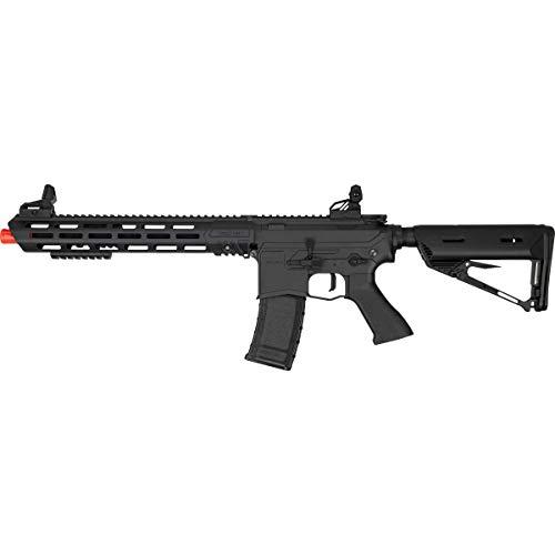 Valken Airsoft Rifle 1 Valken ASL Hi-Velocity M4 Airsoft Rifle AEG 6mm Rifle (Tango)