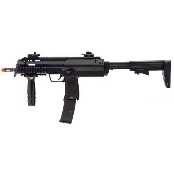 Elite Force Airsoft Rifle 2 Umarex 2279040-HEK 2279040 Hecker and Koch MP7 AEG Airsoft Air Gun Pistol, Black Matte Finish, 24.5in. x 3.75in. x 10.5in.