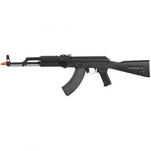 Lancer Tactical Airsoft Rifle 1 Lancer Tactical Airsoft Lonex AK Blowback AEG Rifle Black