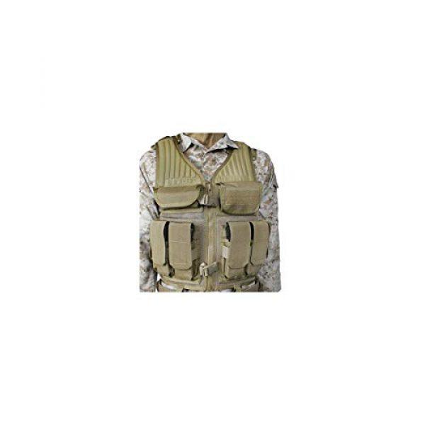 BLACKHAWK Airsoft Tactical Vest 1 BLACKHAWK Omega Elite Tactical Vest Number 1