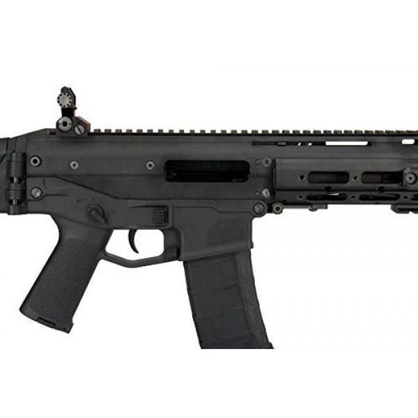 Lancer Tactical Airsoft Rifle 6 Lancer Tactical WE MSK Open Bolt Gas Blowback GBBR Airsoft Rifle Black