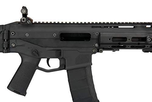 Lancer Tactical  6 Lancer Tactical WE MSK Open Bolt Gas Blowback GBBR Airsoft Rifle Black