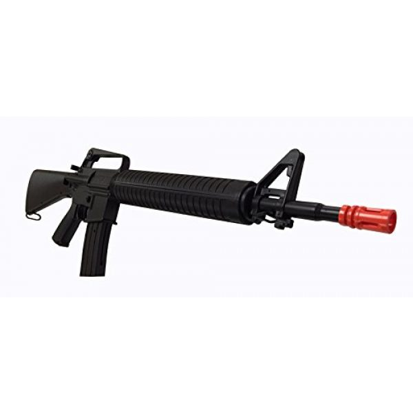 Well Airsoft Rifle 5 Well Airsoft M16A1 Spring Rifle Airsoft Gun