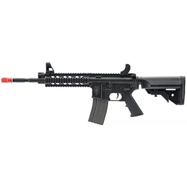 Umarex Airsoft Rifle 1 Elite Force M4 AEG Automatic 6mm BB Rifle Airsoft Gun, CFR, Black