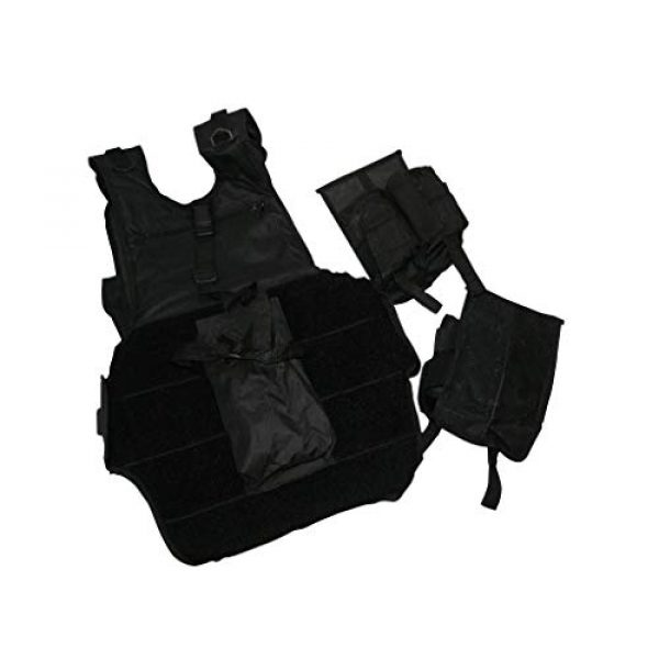 GXG Airsoft Tactical Vest 3 GXG Deluxe Tactical Paintball Vests