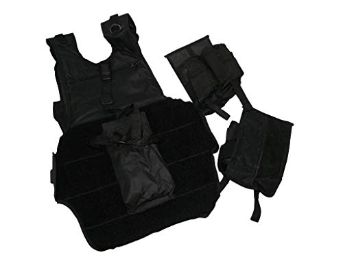 GXG  3 GXG Deluxe Tactical Paintball Vests