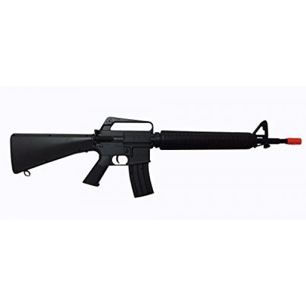 Well Airsoft Rifle 1 Well Airsoft M16A1 Spring Rifle Airsoft Gun
