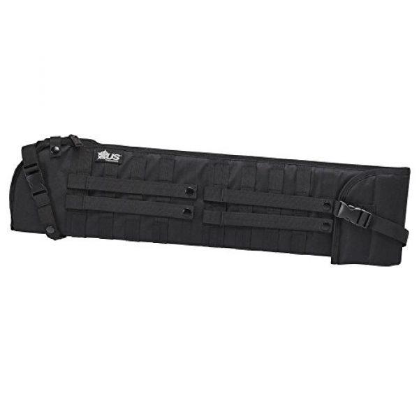 US PeaceKeeper Products Rifle Case 1 US PeaceKeeper P13035 Shotgun Scabbard (Black)