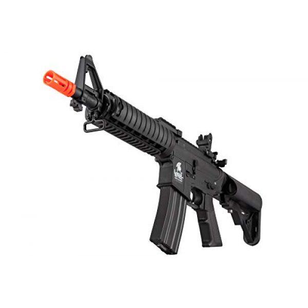 Lancer Tactical Airsoft Rifle 6 Lancer Tactical MK18 Polymer Low FPS MOD 0 AEG Airsoft Rifle Black