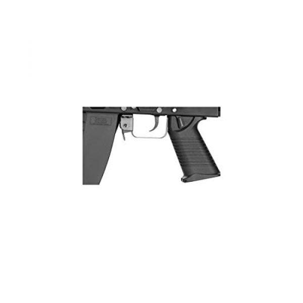 KWA Airsoft Rifle 4 KWA AKG-KCR Full Metal 6mm Gas Blowback 40rd Airsoft Rifle, Black