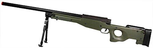 UTG  1 utg type 96 green airsoft sniper w/upgraded spring airsoft gun(Airsoft Gun)