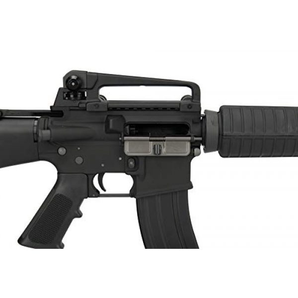 Lancer Tactical Airsoft Rifle 6 Lancer Tactical WE M16A3 Open Bolt Full Metal Gas Blowback Airsoft GBBR Rifle Black