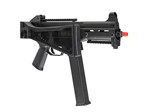 Wearable4U  4 Umarex HK Heckler&Koch UMP Elite AEG Electric Gen2 Automatic 6mm BB Rifle Airsoft Gun with Wearable4U Bundle