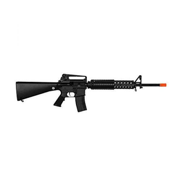 """Lancer Tactical Airsoft Rifle 2 Lancer Tactical LT-22B 12"""" RIS AEG Semi Full Auto Airsoft Rifle Gun with Sights"""