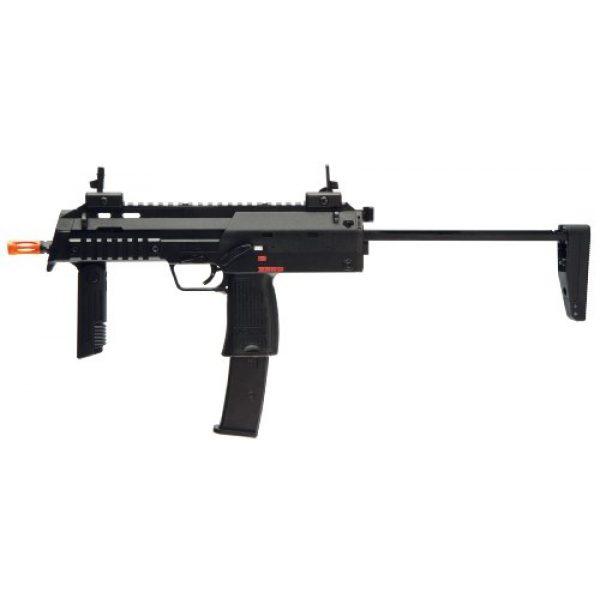 Elite Force Airsoft Rifle 1 HK Heckler & Koch MP7 GBB Automatic 6mm BB Rifle Airsoft Gun, Black