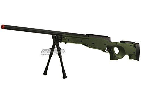 Bravo!  3 Bravo Full Metal MK98 Bolt Action Sniper Rifle (OD/Bipod Package)