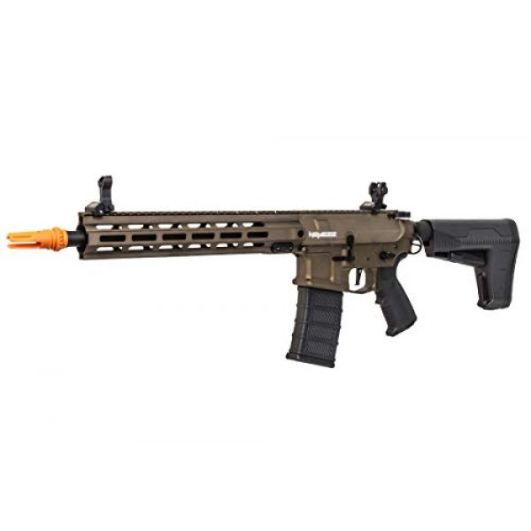 Classic Army Airsoft Rifle 1 Classic Army Nemesis Gen2 LS12 M4 Carbine AEG Airsoft Rifle w/BAS Stock (Bronze)