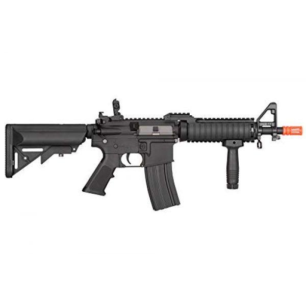 Lancer Tactical Airsoft Rifle 2 Lancer Tactical MK18 Polymer Low FPS MOD 0 AEG Airsoft Rifle Black