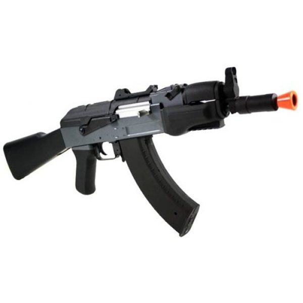 KALASHNIKOV Airsoft Rifle 5 Soft Air Kalishnikov Spetsnaz Electric Powered Airsoft Rifle