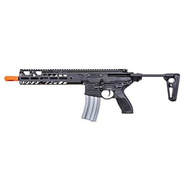 Sig Sauer Airsoft Rifle 3 PF Sig Sauer AIR MCX AEG Airsoft Proforce MCX Virtus Automatic Electric Gun with Included Pack of 1000 6mm .20g BBS Bundle