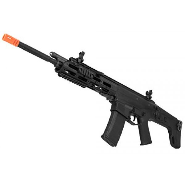 Lancer Tactical Airsoft Rifle 4 Lancer Tactical WE MSK Open Bolt Gas Blowback GBBR Airsoft Rifle Black