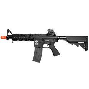 G&G Airsoft Rifle 1 G&G cm16 raider combat machine short - black(Airsoft Gun)