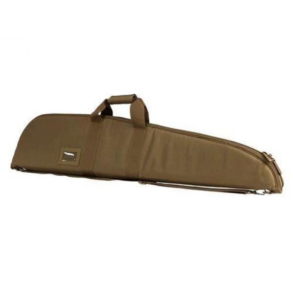 NcSTAR Rifle Case 2 NcSTAR 2906 Gun Case 42in L X 9in H, Tan