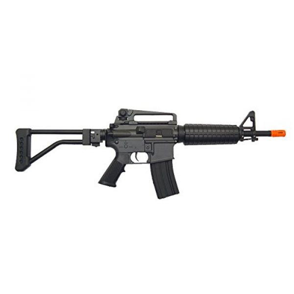 Jing Gong (JG) Airsoft Rifle 1 JG aeg-m733/folding stock nicads/charger included-metal g-bx(Airsoft Gun)