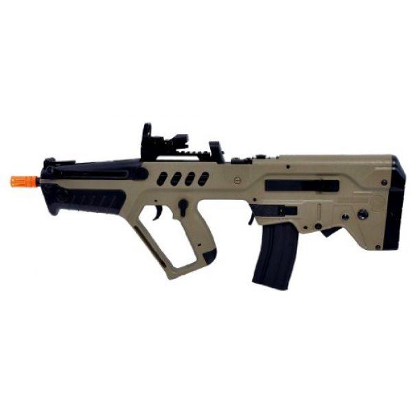 Umarex Airsoft Rifle 3 umarex tavor 21 desert tan aeg airsoft rifle w/ reflex dot sight(Airsoft Gun)