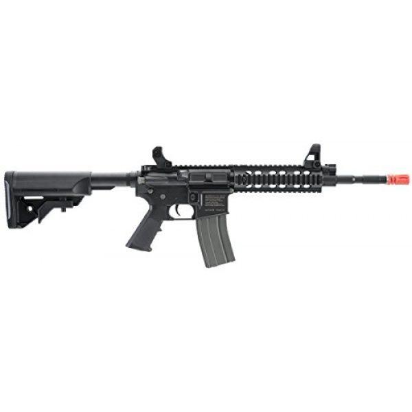 Umarex Airsoft Rifle 4 Elite Force M4 AEG Automatic 6mm BB Rifle Airsoft Gun, CFR, Black