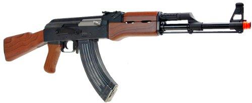 SRC  2 src aeg-a7 semi/full auto nimah/charger included-metal gb(Airsoft Gun)