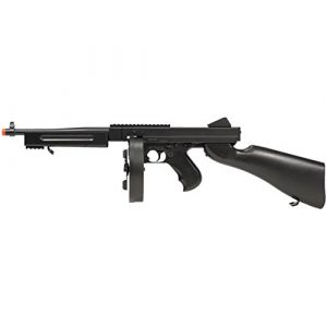 Double Eagle Airsoft Rifle 1 Double Eagle M811 M1A1 Aeg Airsoft Tommy Gun Rifle