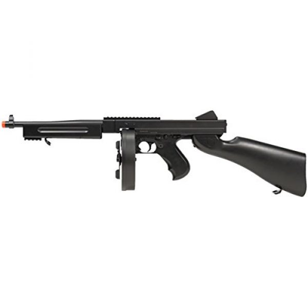 Double Eagle Airsoft Rifle 1 Double Eagle M811 M1A1 Aeg Airsoft Tommy Gun Rifle