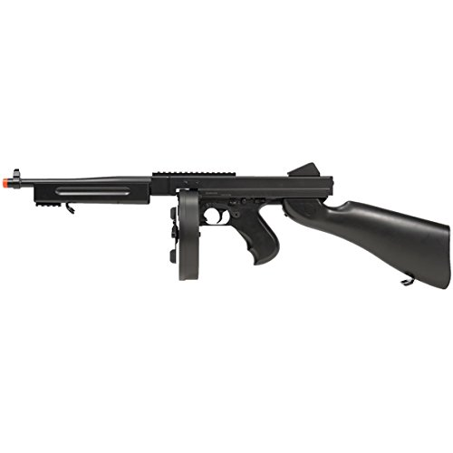 Double Eagle  1 Double Eagle M811 M1A1 Aeg Airsoft Tommy Gun Rifle