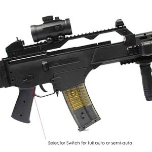 Double Eagle  3 Double Eagle X36 M85 Fully Automatic Airsoft Electric Gun