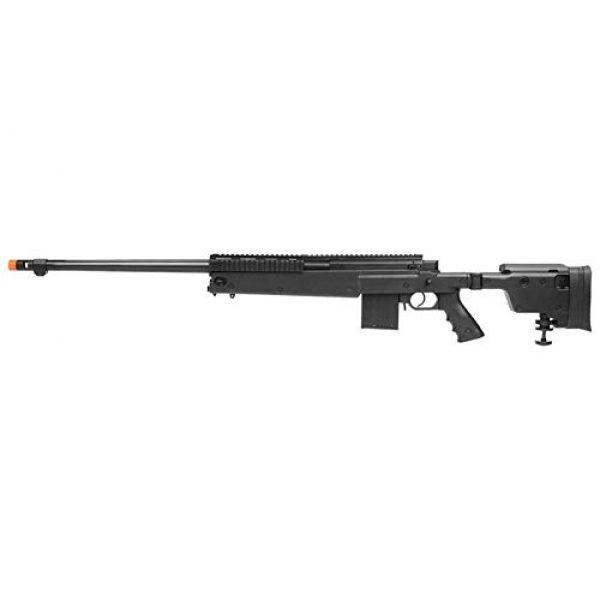 TSD Airsoft Rifle 1 tsd tactical sd94 airsoft sniper rifle, black airsoft gun(Airsoft Gun)